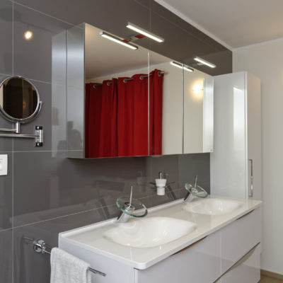Salle de bain à Olne
