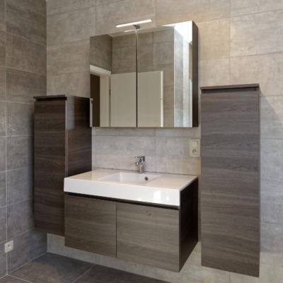 Salle de bain à Chaineux